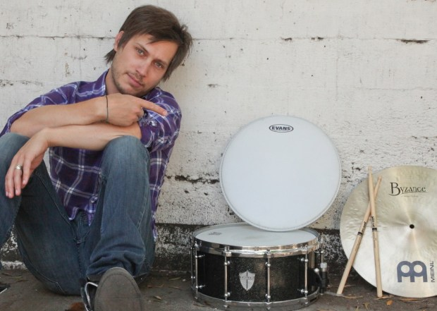 Drummer Jordan Plosky