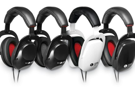 Protect your hearing! Check out Direct Sound Extreme Isolation headphones.