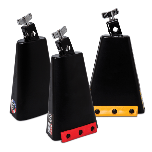 Showroom: LP Revamps Its Cowbell Mounting System With Larger Eyebolt