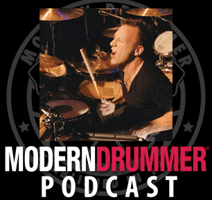 The Modern Drummer Podcast Episode 3 With Stephen Perkins