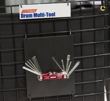 CruzTools Drum Multi-Tool from PASIC 2013