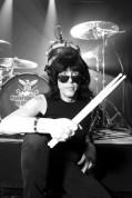 Drummer Marky Ramone