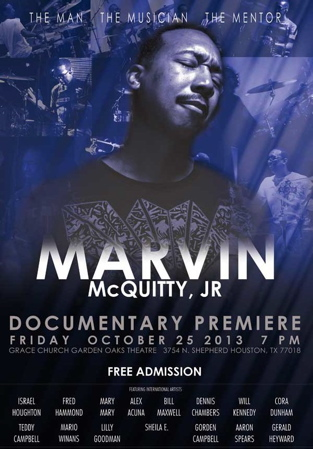 Marvin McQuitty, Jr. Documentary Premiere