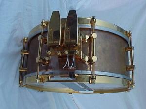 Mastro Bronze Snare Drums