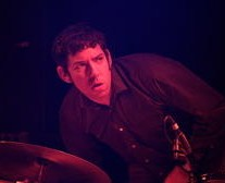 drummer Mike Lowry of Lake Trout
