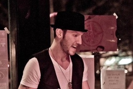 Mike McKee of Delta Rae