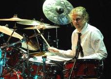 Drummer Morgan Agren
