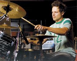 Drummer Nathan Wetherington