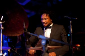 "Drummer Phil ""NaturalPhil"" Johnson"