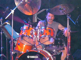 drummer Nick Gimiliano