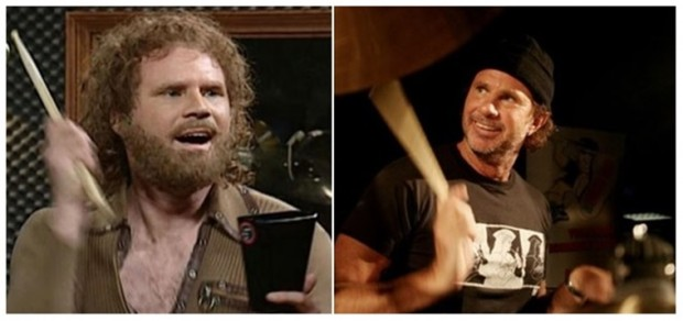 Chad Smith/Will Ferrell Drum-Off