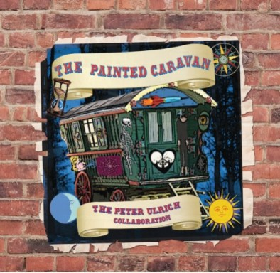The Peter Ulrich Collaboration  The Painted Caravan
