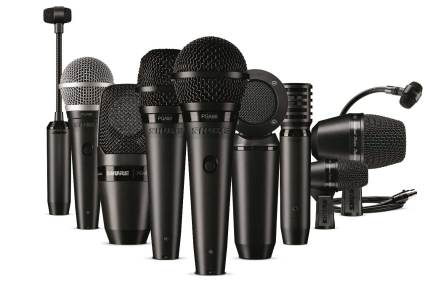 Shure PG Alta Drum Microphone Kits