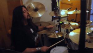 Exclusive: Gene Hoglan Dethklok Studio Clip