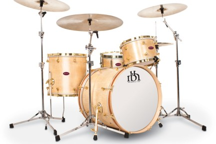 Product Close-Up: RBH Monarch Drumset