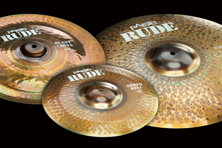 Paiste RUDE Basher Blast Shred Group