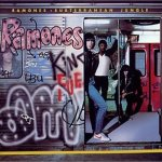 Ramones - Subterranean Jungle (album cover)
