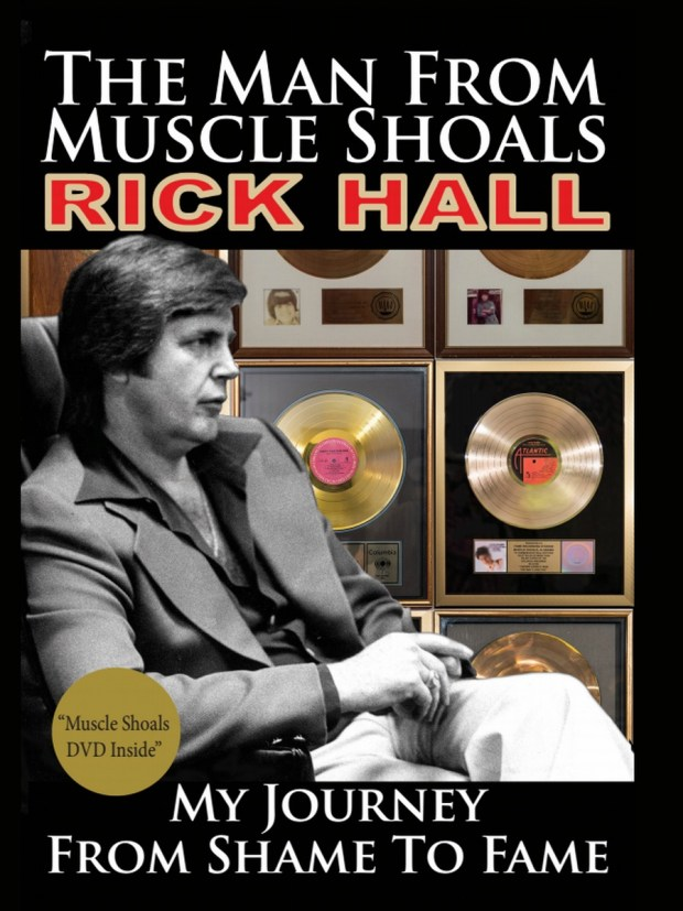 Rick Hall Front Cover with DVD_1