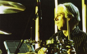 Drummer Bill Rieflin