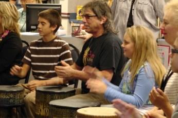 Rock The Rhythm Modern Drummer