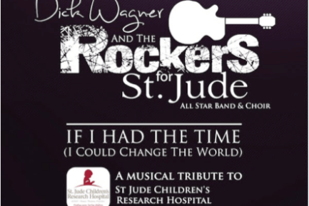 Classic Rock & Roll Artists Record Song to Benefit St. Jude Children's Research Hospital