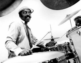Drummer Roy Haynes