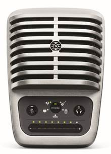 MV5 digital condenser microphone