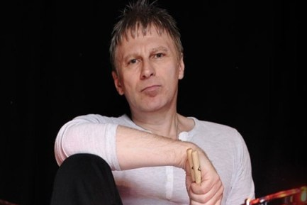 Steve Grantley of Stiff Little Fingers and RT-Zed