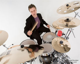 Modern Drummer Education Team Member Jeff Salem