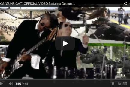 "Ray Luzier Video: KXM's ""Gun Fight"""
