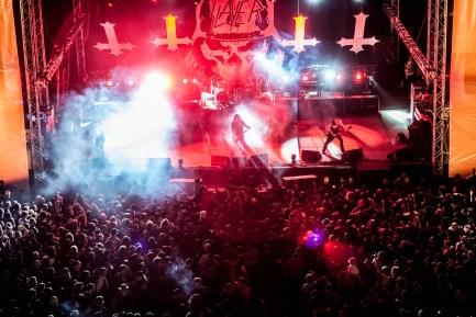 Slayer Aerials at FUN FUN FUN Fest 2013