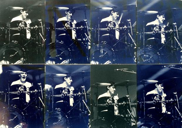 Stephen Morris of New Order/Joy Division