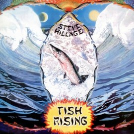 Steve Hillage Fish Rising