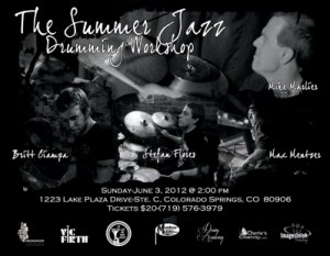 Summer Jazz Drummer Workshop Modern Drummer