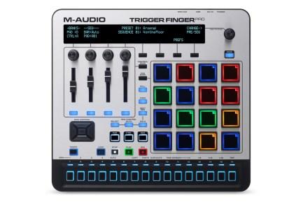 M-Audio Trigger Finger Pro Portable Production Station