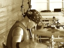 TJ Snow of CorpuS drummer blog