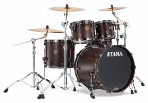 Tama Starclassic Select Walnut Drumset