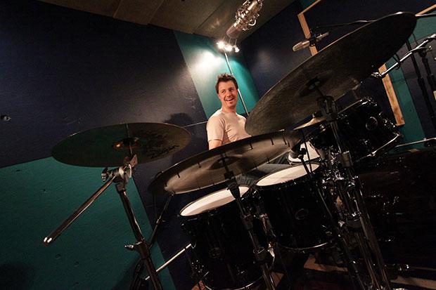 Drummer Jamey Tate