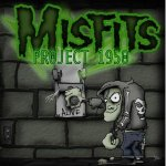 The Misfits _ Project 1950 (album cover)