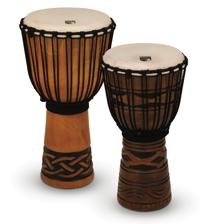 Toca Djembe Modern Drummer