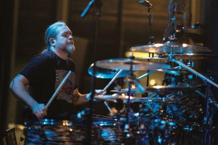 Meshuggah's Tomas Haake