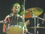 Drummer Tony Allen