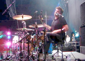 Tony Thaxton from Motion City Soundtrack drummer blog