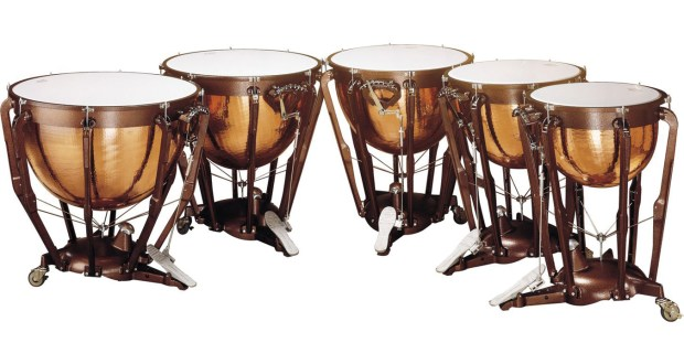 Timpani (aka Kettle Drums)