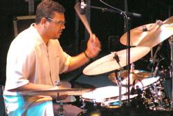 Drummer/Composer Vince Ector