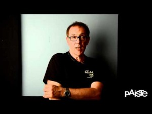 Vinnie Colaiuta endorsed by Paiste