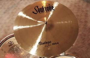 Vintage Old School 1964 Soultone Cymbal