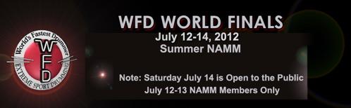 WFD Finals Modern Drummer