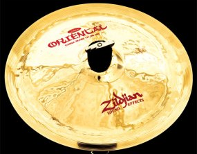 "A 12"" FX Oriental China Trash cymbal"
