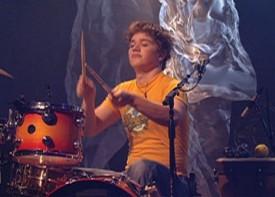 Hanson Drummer Zac Hanson